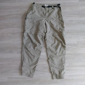 REI Zip Off Transition Cargo style hiking pants